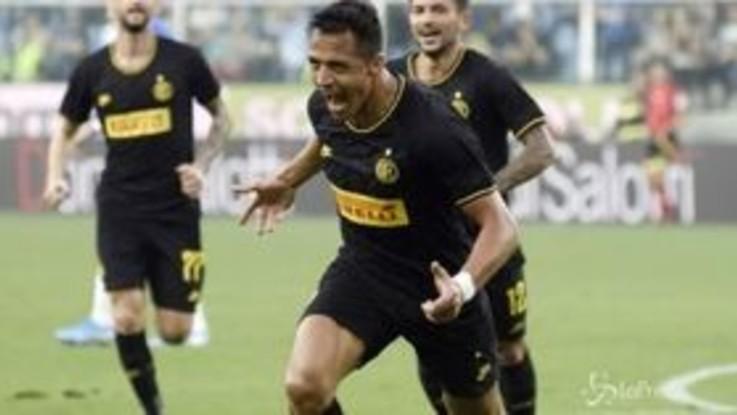 Inter: infortunio alla caviglia, Sanchez potrebbe stare fuori per 2 o 3 mesi