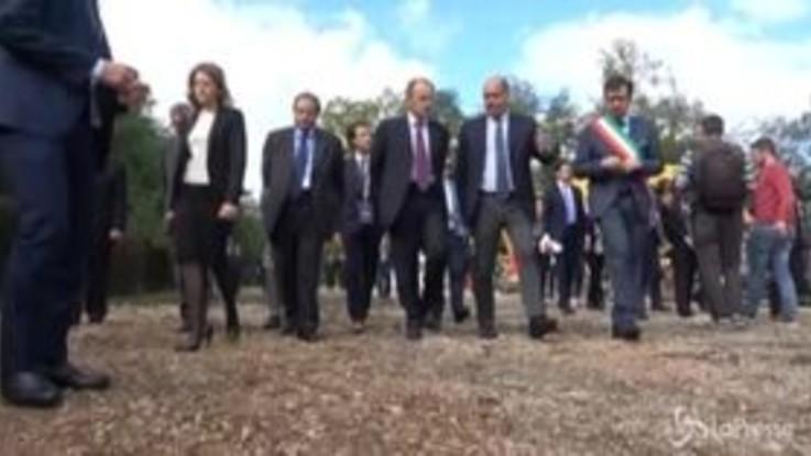 """Al via la bonifica dell'Area Arpa di Colleferro. Zingaretti e Costa: """"Giornata storica"""""""