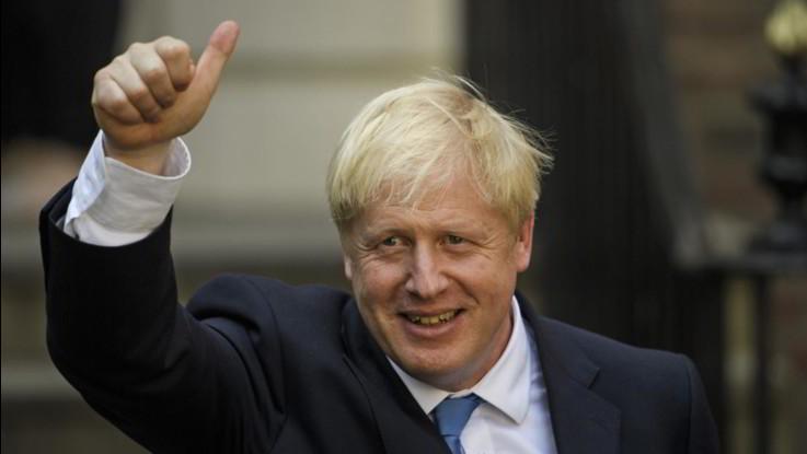 """Brexit, arriva la nuova intesa con l'UE. Il Premier Johnson: """"Un grande accordo"""""""
