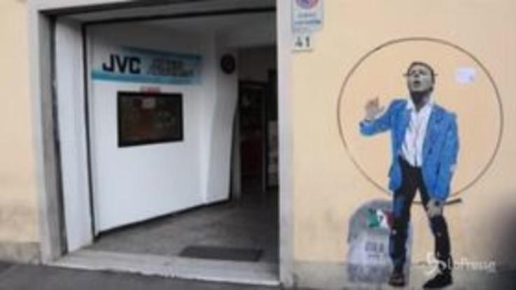 """Renzi zombie e """"Italia Morta Vivente"""", la satira di Tv-Boy sbarca alla Leopolda"""