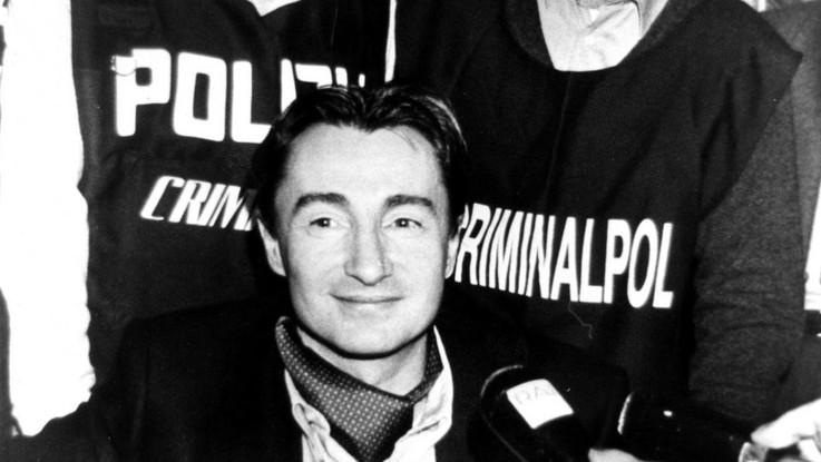 Maltrattava la compagna, arrestato Felice Maniero