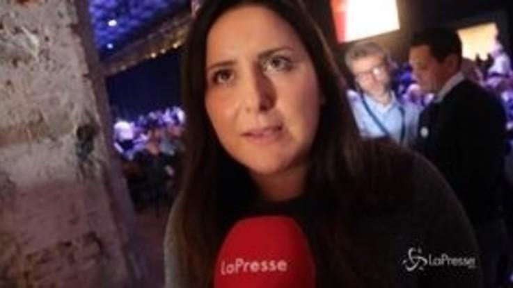 """Isabella Conti, l'astro nascente alla Leopolda: """"Quella volta che Renzi mi disse di non mollare"""""""
