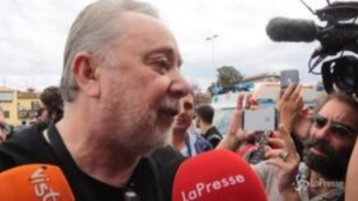 """""""Un mussoliniano alla corte di Matteo Renzi"""", Lele Mora sbarca alla Leopolda"""