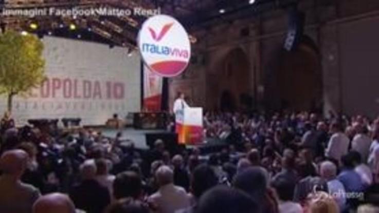 """Leopolda, Renzi: """"Nessuna polemica con il Pd, è stata casa mia"""""""