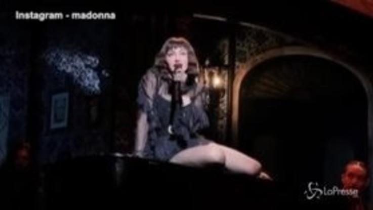 Madonna, su Instagram il Madame X Tour fra travestimenti e trasgressione