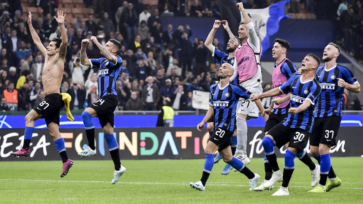 Champions League, vincono anche Inter e Napoli