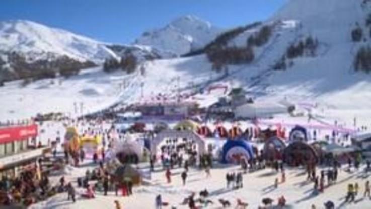 Via Lattea presenta la nuova stagione sciistica. Evento clou, la Coppa del Mondo femminile