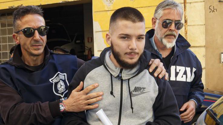 Omicidio Sacchi a Roma, i due ventenni in carcere non rispondono al gip