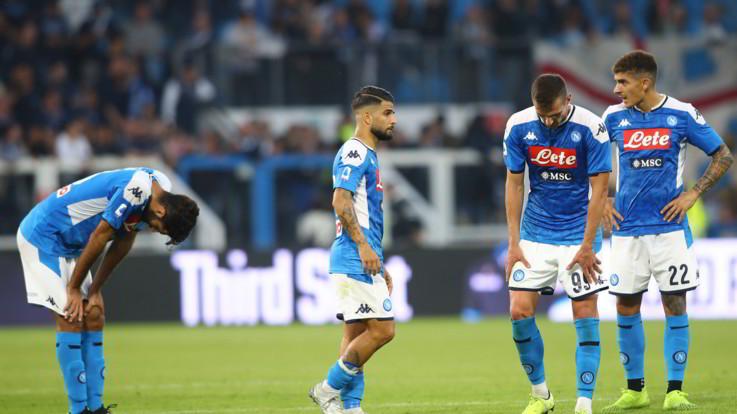 Serie A, il Napoli rallenta: non basta Milik, 1-1 con la Spal