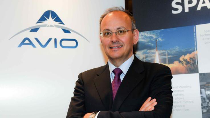 Avio, firmato il contratto per il  lancio del satellite Esa Biomass con Vega