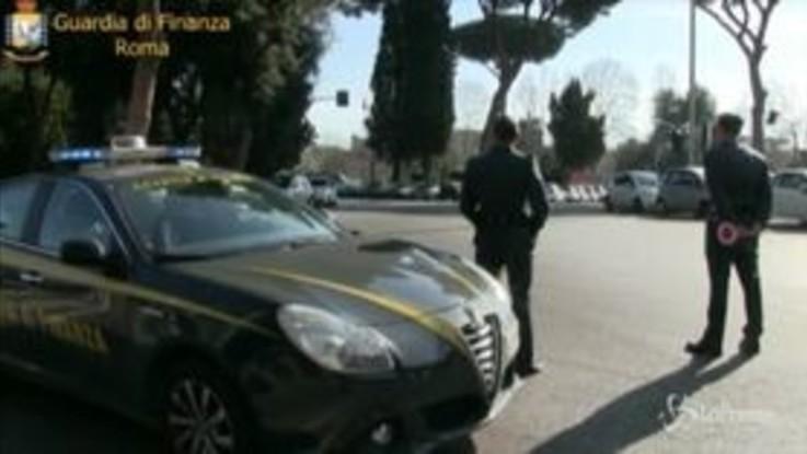 Roma, rapine e spaccio: 9 arresti