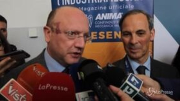 """Manovra, Boccia: """"Governo non crei ansia a mondo produttivo"""""""
