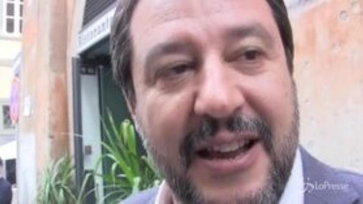 """Ocean Viking, Salvini: """"Il ministero dell'Interno ha calato le braghe"""""""