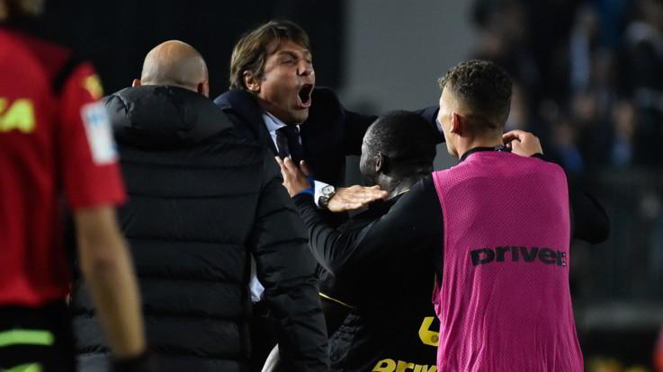 Serie A, l'Inter soffre ma batte il Brescia: con le Rondinelle finisce 2-1