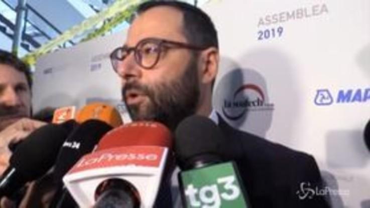 """Regionali Umbria, Patuanelli: """"Serve riflessione, fase più delicata del M5S dalla sua fondazione"""""""
