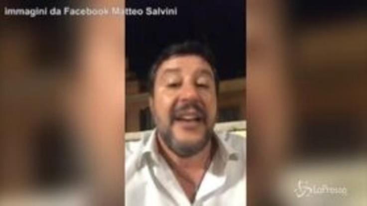 """Migranti, Salvini contro il governo: """"Festival delle Ong e degli sbarchi"""""""