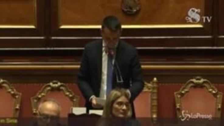 """Siria, Di Maio: """"Italia ha disposto sospensione autorizzazioni per esportazione armi alla Turchia"""""""