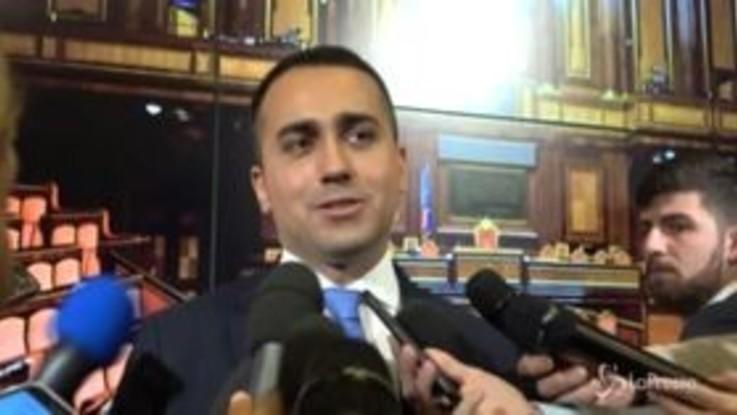 """Di Maio: """"No alleanza strutturale con il Pd, M5S terza via in Emilia-Romagna"""""""