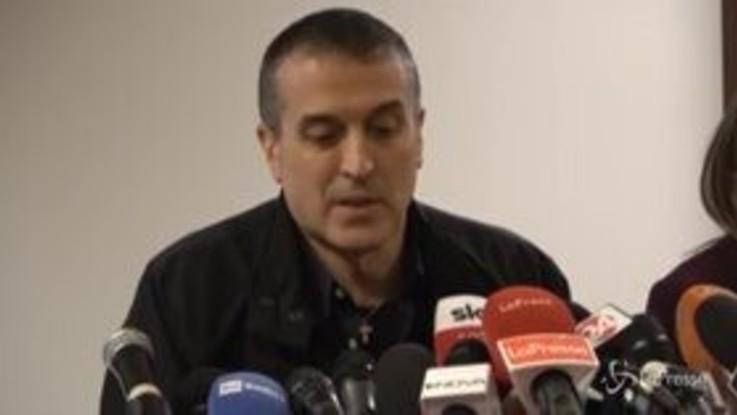 """Omicidio Sacchi, il ricordo del padre: """"Mio figlio era pulito, è morto senza sapere perché"""""""