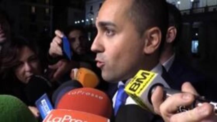 """Manovra, Di Maio: """"C'è accordo su partite iva, resta aliquota al 15%"""""""