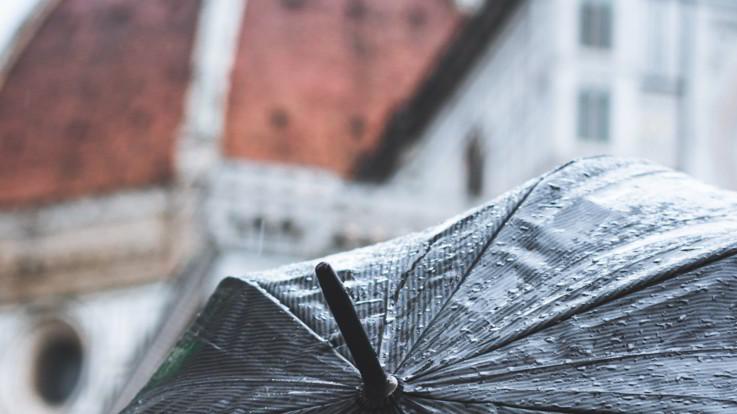 Il meteo  dell'1 e 2 novembre,  piogge sparse su tutta Italia
