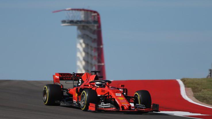 Gp Usa, Hamilton il più veloce dopo le due libere, secondo Leclerc. Vettel è fiducioso