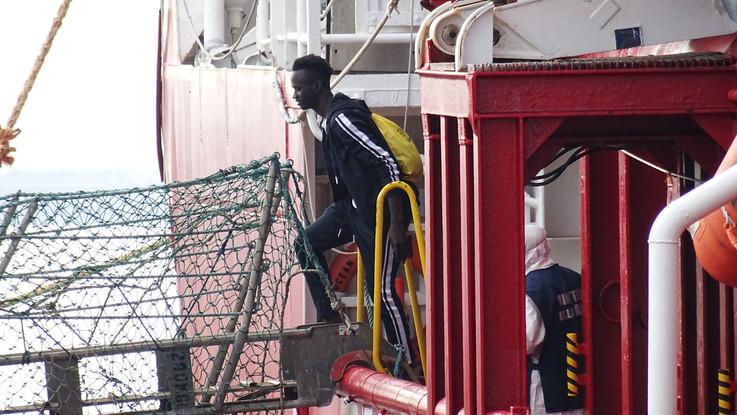 Libia: l'Italia chiede di cambiare l'accordo sui migranti