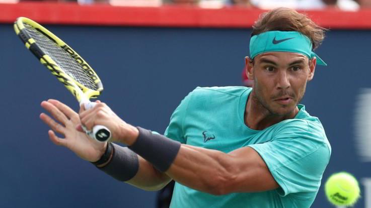 Tennis: Nadal torna in vetta al ranking mondiale