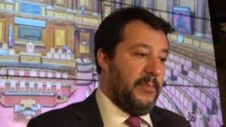 """Ilva, Salvini: """"Governo di incapaci e incompetenti, il Governo riferisca in Aula"""""""