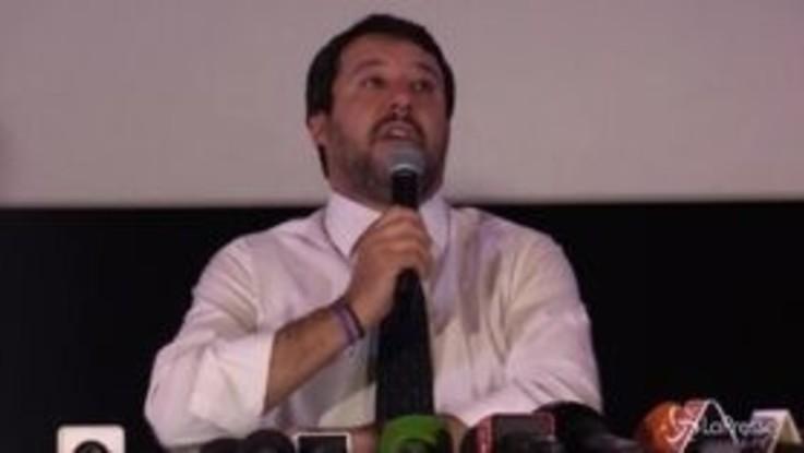 """Salvini: """"Da Segre ho molto da imparare, da Balotelli no"""""""