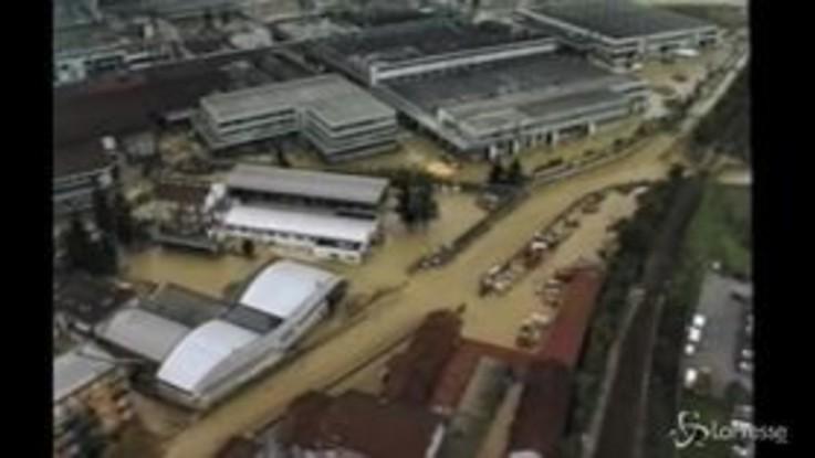 """Piemonte ricorda alluvione del '94. Cirio: """"Autocerficazione regionale su calamità"""""""