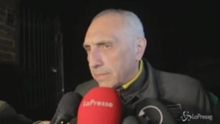 """Esplosione Alessandria, portavoce nazionale Vigili del Fuoco: """"In corso gli accertamenti"""""""
