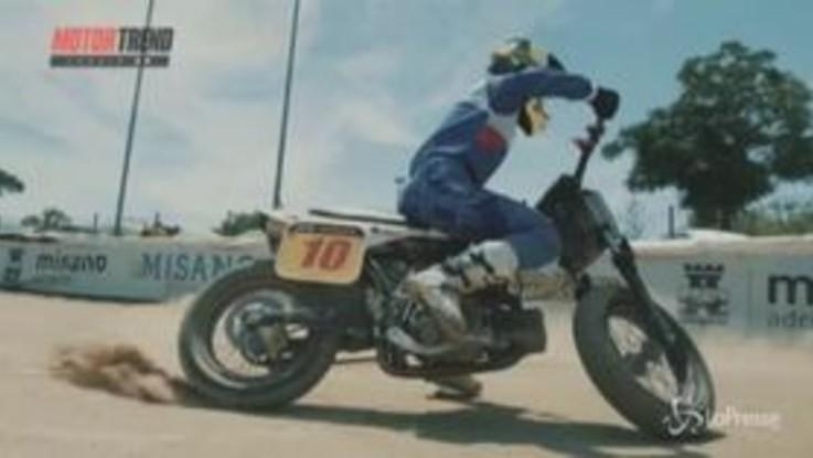 """""""Drive Me Crazy"""", Irene Saderini su Motor Trend"""