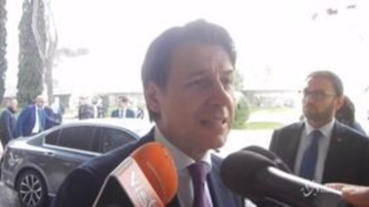 """ArcelorMittal, Conte: """"Governo farà il necessario perché si rispettino impegni contrattuali"""""""