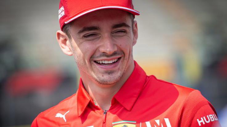 Leclerc torna nel mondo dei kart con un suo brand