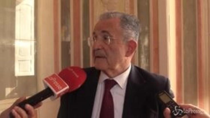 """Ex Ilva, Prodi: """"Bisogna cambiare pelle, servono leggi chiare"""""""