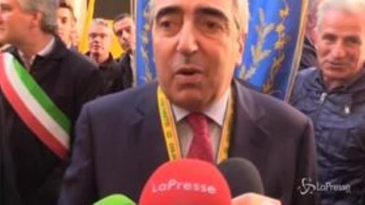 """Ex Ilva, Gasparri: """"Preferisco salvare governo sbagliato che perdere posti di lavoro e siderurgia"""""""