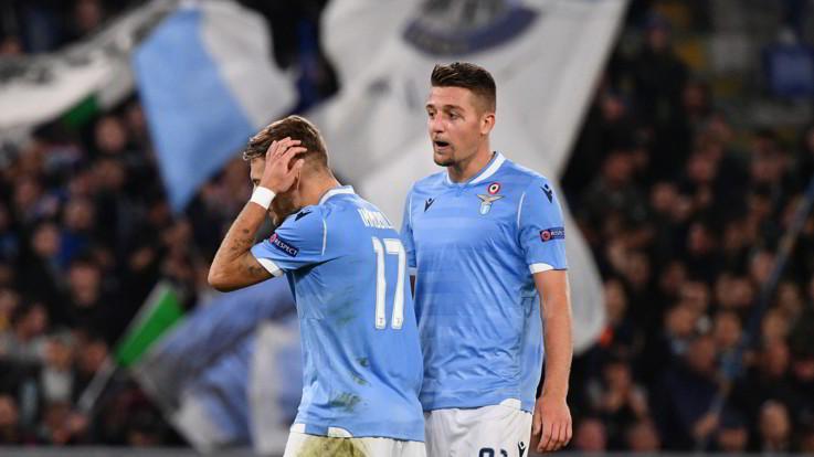 Europa League, Immobile illude la Lazio. Poi il Celtic risorge e la manda ko