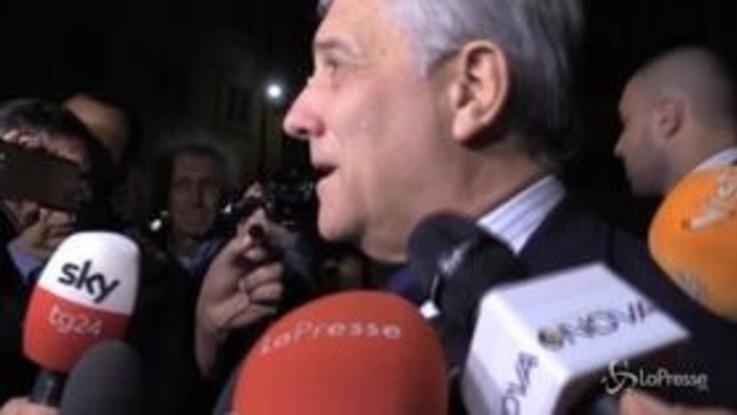 """Ex Ilva, Tajani: """"Al governo dilettanti allo sbaraglio"""""""