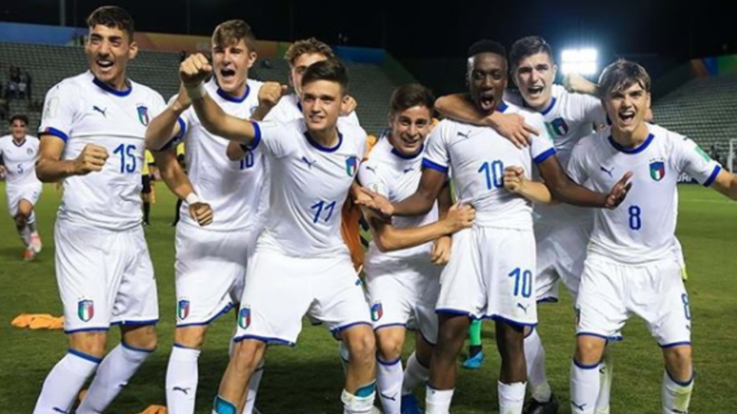 Mondiali U17, Italia ai quarti: sfiderà il Brasile