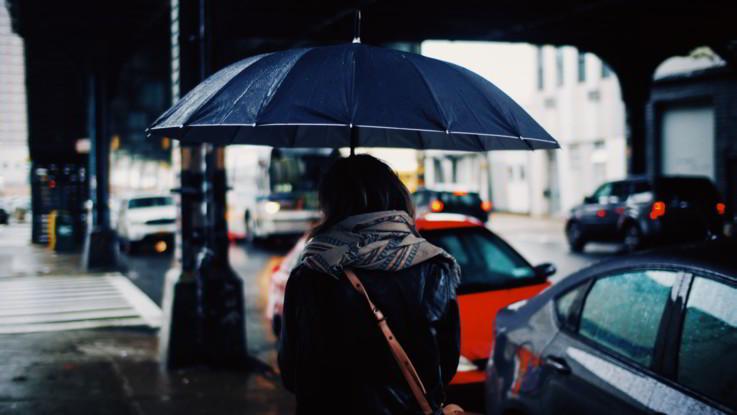 Il meteo dell'8 e 9 novembre: ancora temporali, sabato miglioramenti
