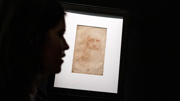 Milano, 'Io e Leonardo': il genio rinascimentale in mostra al Pirellone