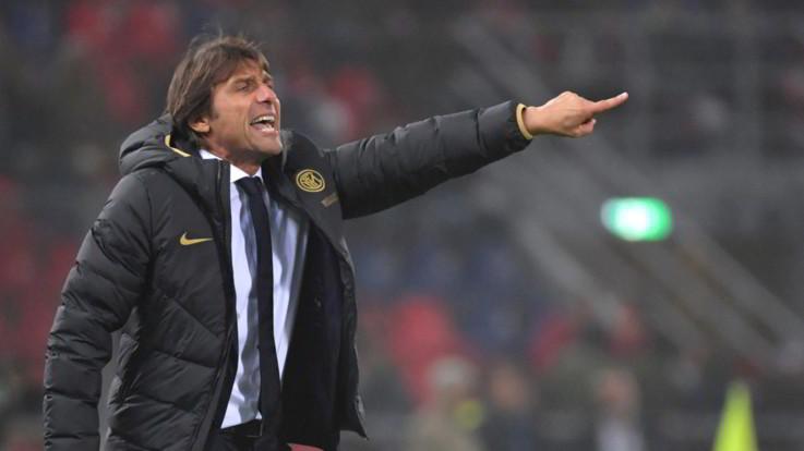 """Inter-Verona, Conte: """"Nessuno sfogo. Mi fido dei miei ragazzi"""""""