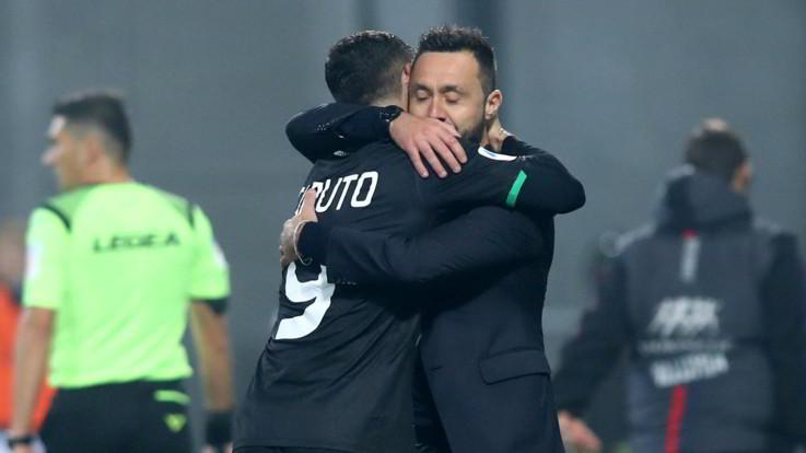 Serie A: Sassuolo-Bologna 3-1