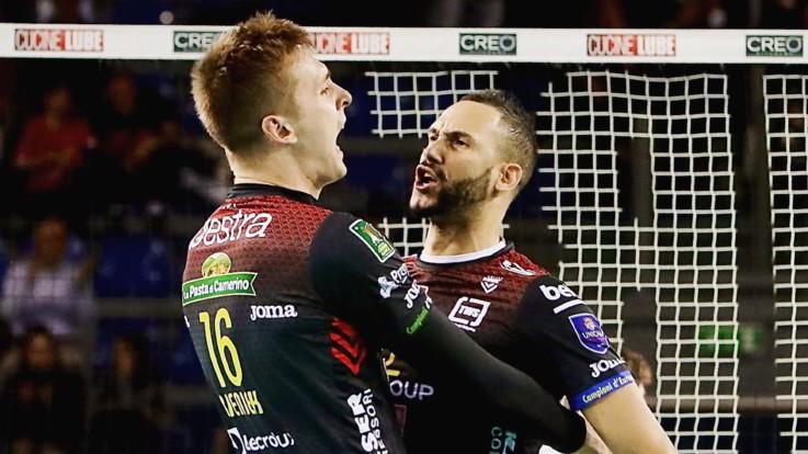 Super Lega, il match clou Civitanova-Perugia trasmesso su Rai Play e RaiSport