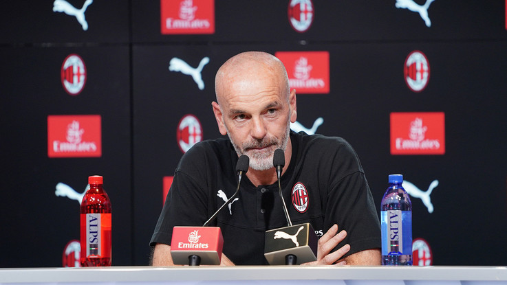 """Milan, la carica di Pioli: """"Anche Juve ha dei punti deboli"""""""