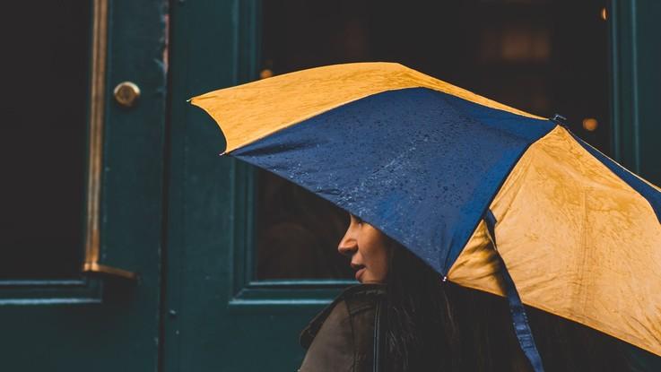 Il meteo dell'11 e 12 novembre, piogge fino a martedì