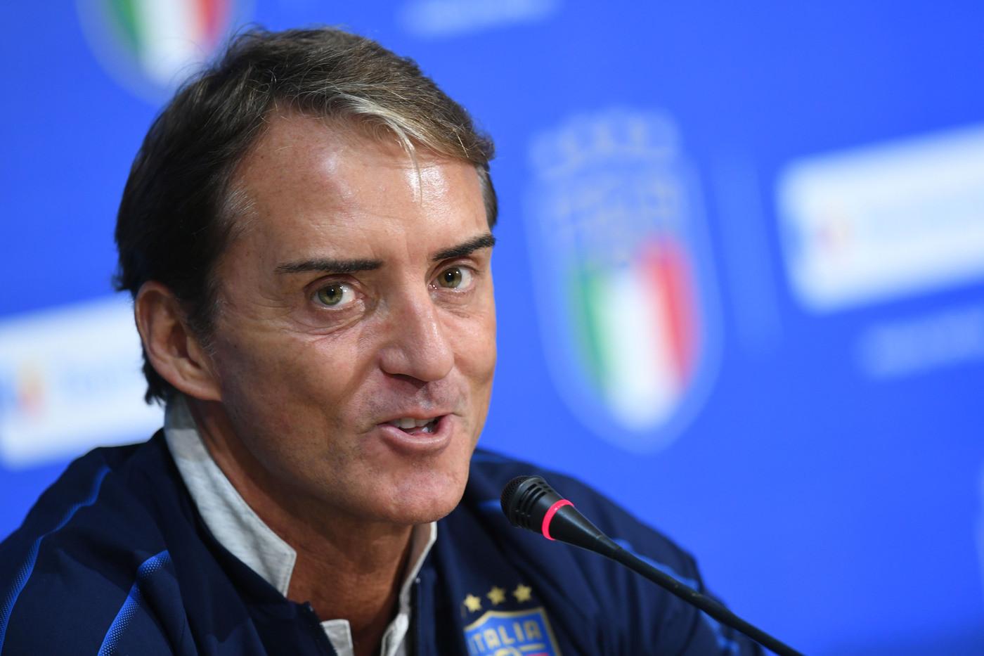 Nazionale, Mancini studia le mosse verso Europeo