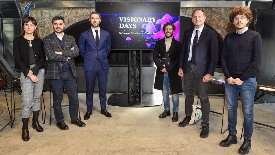 Chiara Ventura, Matteo Basgnasco, Daniele Lucà, Marco Giusta, Guido Saracco, Carmelo Traina ©
