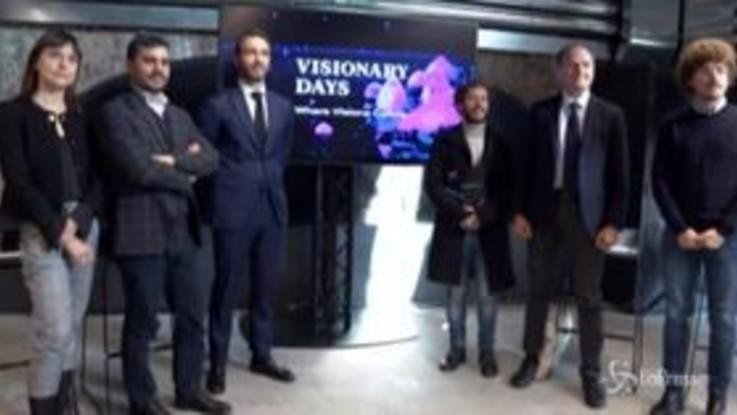 Il 23 novembre arrivano i Visionary Days: 1500 giovani pensano il futuro